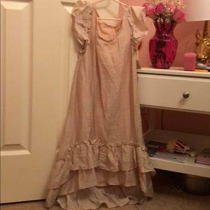 Nwt Joyfolie 'Beatrix' Blush dress size 8